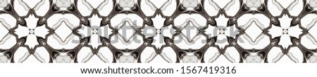 Black Wedding vintage lace seamless. Ethnic Ornament Print. Ethnic Ornament Print. Black Silver Dressing element Antique Element Royal Kaleidoscope Effect. Floral Elements Floral Pattern.