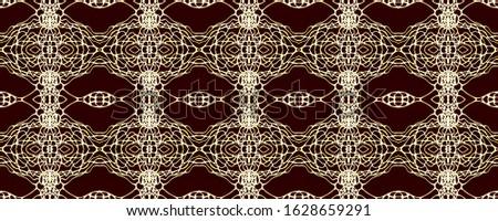 Black Wedding vintage lace seamless. Ethnic Ornament Print. Ethnic Ornament Print. Black Silver Dressing element Antique Element Golden Kaleidoscope Art. Floral Elements Floral Pattern.