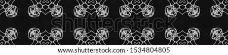 Black Wedding vintage lace seamless. Ornate Tile Background Ornate Tile Background Golden Black Dressing element Antique Element Hand Drawn. Kaleidoscope Pattern Floral Design. Floral Pattern.