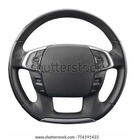 black wheel on white background #756191422