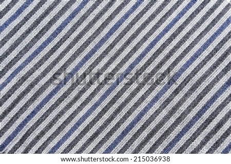 black , white , blue  loincloth fabric background. Thailand  #215036938