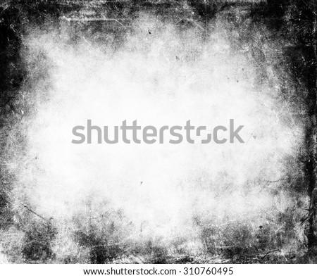 black white grunge texture background