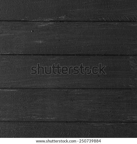 Black Wooden Background./ Black Wooden Background