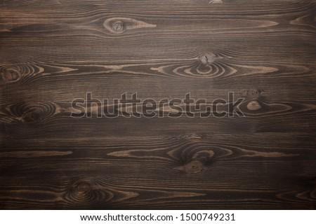 Black wooden texture. Wooden background