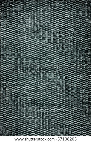 black woven texture for background
