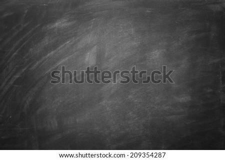 Blackboard./ Blank Blackboard