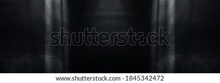 blackboard texture background. dark wall backdrop wallpaper, dark tone. Photo stock ©