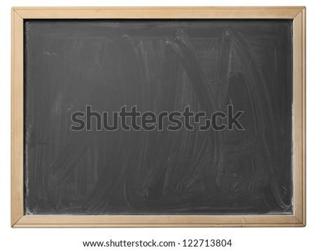 Blackboard used in school classrooms