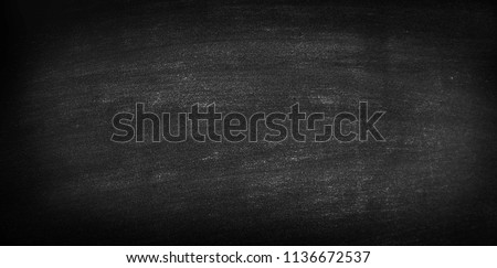 Blackboard with chalk doodle, can put more text at a later. #1136672537