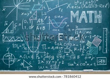 Free Photos Sketch Numbers And Mathematics Symbols Avopix