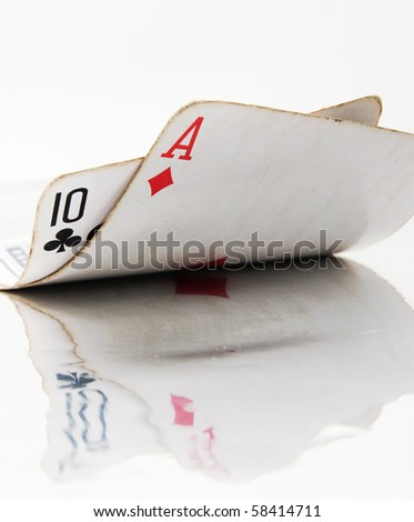 blackjack with reflection