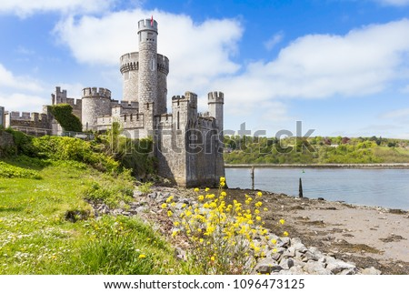 Blackrock Castle in Cork, Ireland