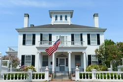 Blaine House is the official residence of the Governor of Maine and his or her family. The current residents are Governor Paul LePage had his family.