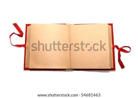 blank album