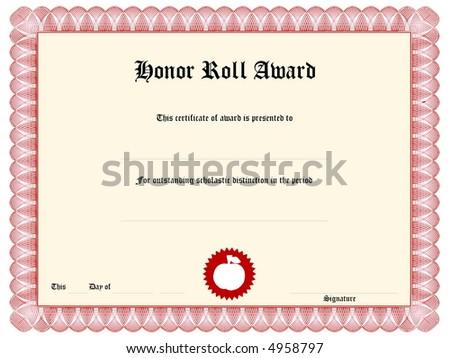 Doc1300975 Blank Certificate Forms Employee List – Blank Certificate Forms