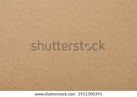 Blank beige color paper background macro close up view Foto stock ©
