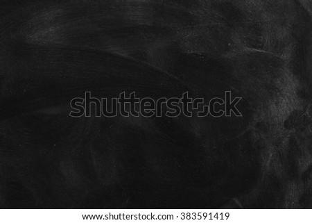 Blank Blackboard./ Blackboard.