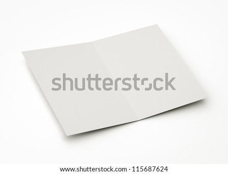 blank card to replace message or image on cover