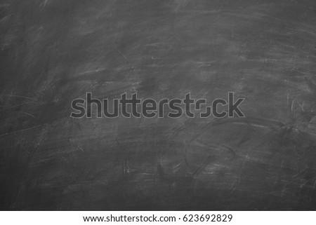 blank chalkboard. blackboard...