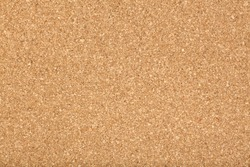 blank corkboard abstract background