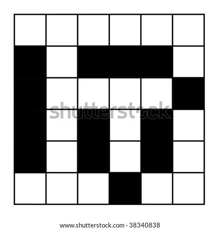 Garment insert crossword clue