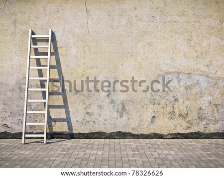 blank dirty grunge wall with...