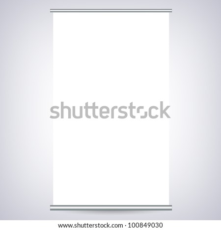 blank display template