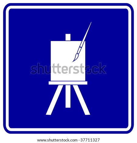 plans to build  display easel