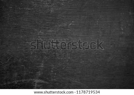 Blank Front Real Black Chalkboard Background Texture In College Concept Back To School Kid Wallpaper For