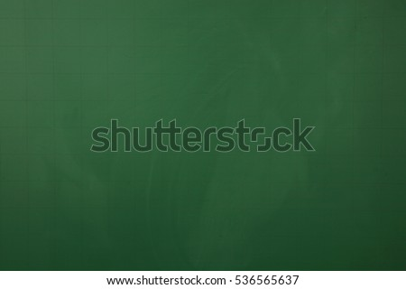 blank green chalkboard background