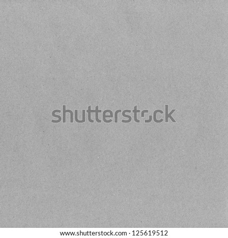 Blank grey cardboard background
