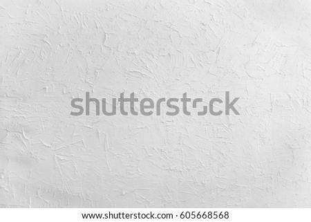 Blank grey plaster texture for background