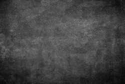 Blank old dust school chalkboard texture back image board. black chalk grunge Kids sketch front table background concept food photography, teacher slate structure college messy campus paint pattern.