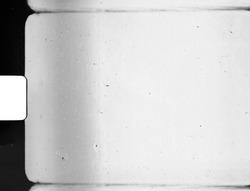 blank or empty super 8 film frame, vintage film scan, retro photo placeholder.