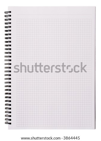 Blank page [with clipping path]