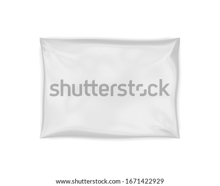 Blank Plastic Postal Mailing Bags Parcel Envelope Self Seal Courier Pouche Shipping Plastic Bags Postal Packing. 3d render illustration.