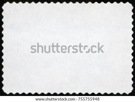 Blank postage stamp #755755948