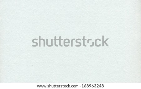 Blank sheet of light blue paper useful as a background