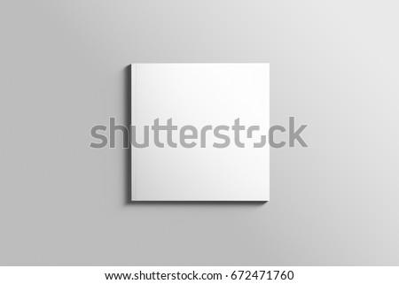 blank square photorealistic...
