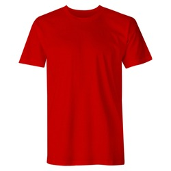 Blank t shirt template in white background