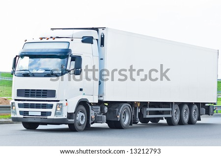 "blank truck  - See similar images of this ""Business vehicles"" series in my portfolio"