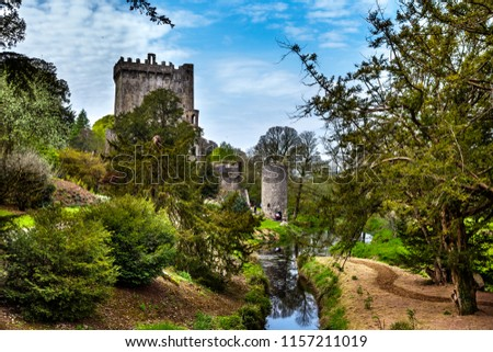 Blarney Castle County Cork, Ireland. #1157211019