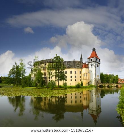 Blatna chateau, Czech Republic #1318632167