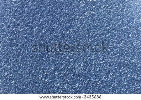 blaue Kristallbeschaffenh eit - stock photo