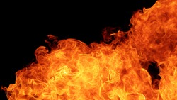 blaze fire flame conflagration texture background in full hd aspect ratio, 16x9