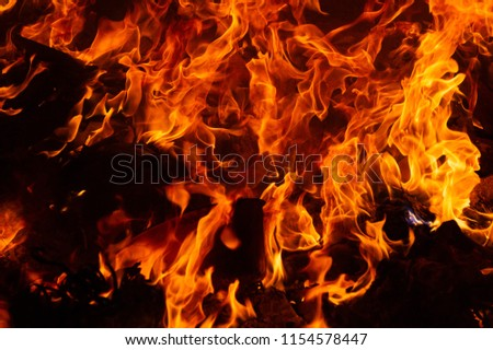 blaze fire flame texture background #1154578447