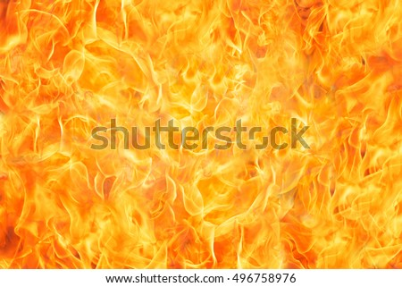 Blaze fire flame texture background.
