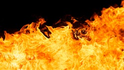 blaze fire flame texture background in Full HD ratio