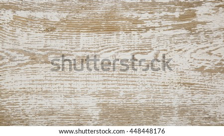 Bleached wood background