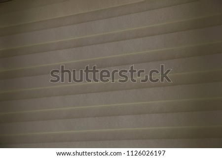 Blinds background texture close up horizontal lines white shutter window curtain shades